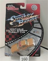 2000 Smokey and The Bandit Sheriff Car