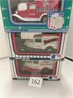 3 Matchbox Sports Collector Cars
