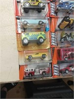 Lot of 37 Matchbox Cars Mixed Years