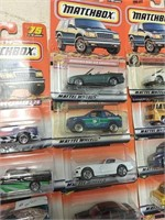 Lot of 72 Matchbox Cars Mixed Years