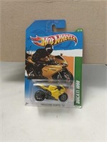 4 Hot Wheels Treasure Hunt Cars Mixed