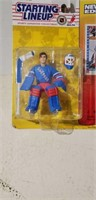1994 Starting Lineup Mike Richter HOCKEY
