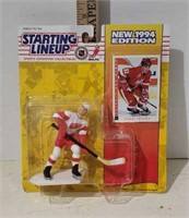 1994 Starting Lineup Sergei Fedorov HOCKEY