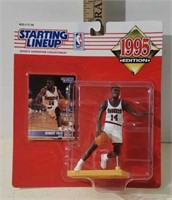 1995 Starting Lineup Robert Pack