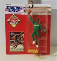 1995 Starting Lineup Dominique Wilkins