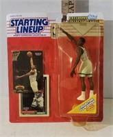 1993 Starting Lineup Larry Johnson