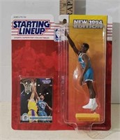 1994 Starting Lineup Alonzo Mourning
