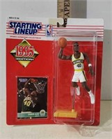 1995 Starting Lineup Shawn Kemp