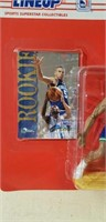1995 Starting Lineup Jason Kidd Rookie