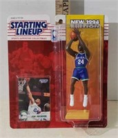 1994 Starting Lineup Jim Jackson Rookie