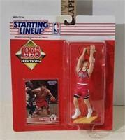 1995 Starting Lineup Toni Kukuc
