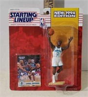 1994 Starting Lineup Larry Johnson