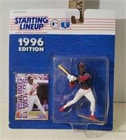 1996 Starting Lineup Eddie Murray