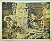 (30) EARLY SILENT MOVIE LOBBY & PHOTO CARDS