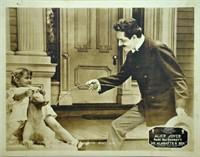 (25) EARLY VITAGRAPH SILENT MOVIE LOBBY CARDS