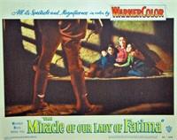 5 MOVIE LOBBY CARDS - LOEWS & WARNER BROTHERS