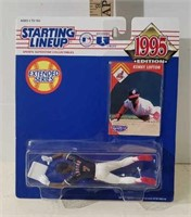 1995 Starting Lineup Kenny Lofton