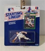1989 Starting Lineup Mark Grace