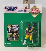 1995 Starting Lineup Jerome Bettis