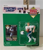 1995 Starting Lineup Dan Marino