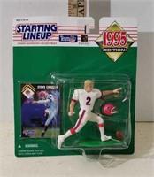 1995 Starting Lineup Steve Christie