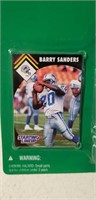 1995 Starting Lineup Barry Sanders