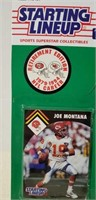 1995 Starting Lineup Joe Montana