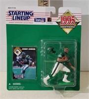 1995 Starting Lineup Johnny Johnson