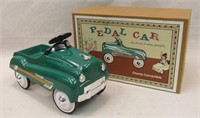*NEW* Champ Convertible Die Cast Metal Pedal Car-
