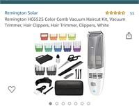Remington vacuum Haircut Kit Opened box