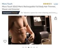 Full Body Groomer New
