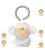New VTech Myla The Monkey Baby Soother Open Box