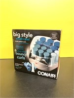 New Conair Compact Multi-size Hot Rollers