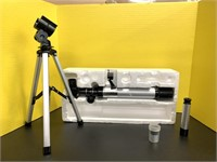 Used Children's Telescope With Stand