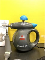 Used Bissell Shot Hard Surface Steam Cleaner