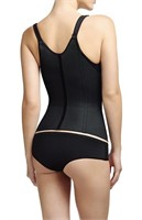 New Size 2X Perfectly Curvy Open Bust Vest