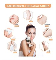 Dragon IPL Hair Removal System for Men and Women