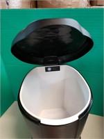 simplehuman 6 Liter / 1.6 Gallon Compact Plastic
