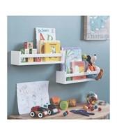 Wallniture Utah Set of 2 Nursery Room Wood