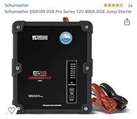 Battery-less jump starter DSR pro-booster