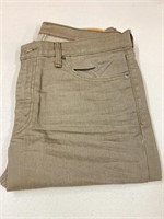 Appears New Levi's 511 Grey Jeans Size 36x30