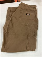 Lightly Used Dickies Size 36x32 Carpenter Pants