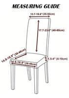 New Smiry Velvet Stretch (6) Dining Room Chair