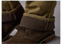 New Wrangler Authentics Fleece Lined Carpenter
