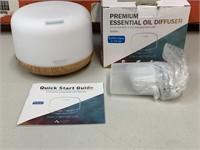 ASAKUKI Smart Wi-Fi Essential Oil Diffuser, App