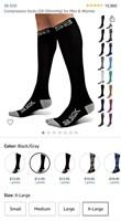 SB Cox Compression Socks (20-30mmHg) for Men &