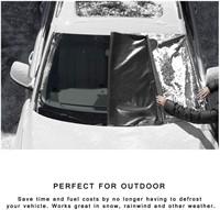 Waterproof, Windproof, Magnetic & Dustproof