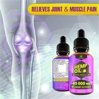 Everhemp - Hemp Oil Drops 45 000 MG - Effective