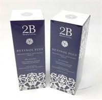 2 Pack of Natural Anti-Aging Retinol Plus Serum