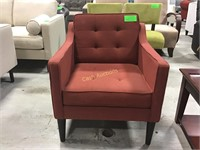 Chair, Burnt Orange
